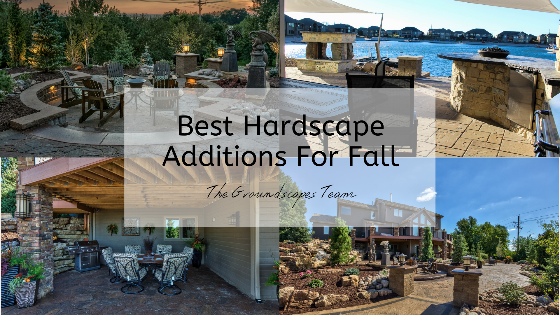 Best Hardscape Additions For Fall
