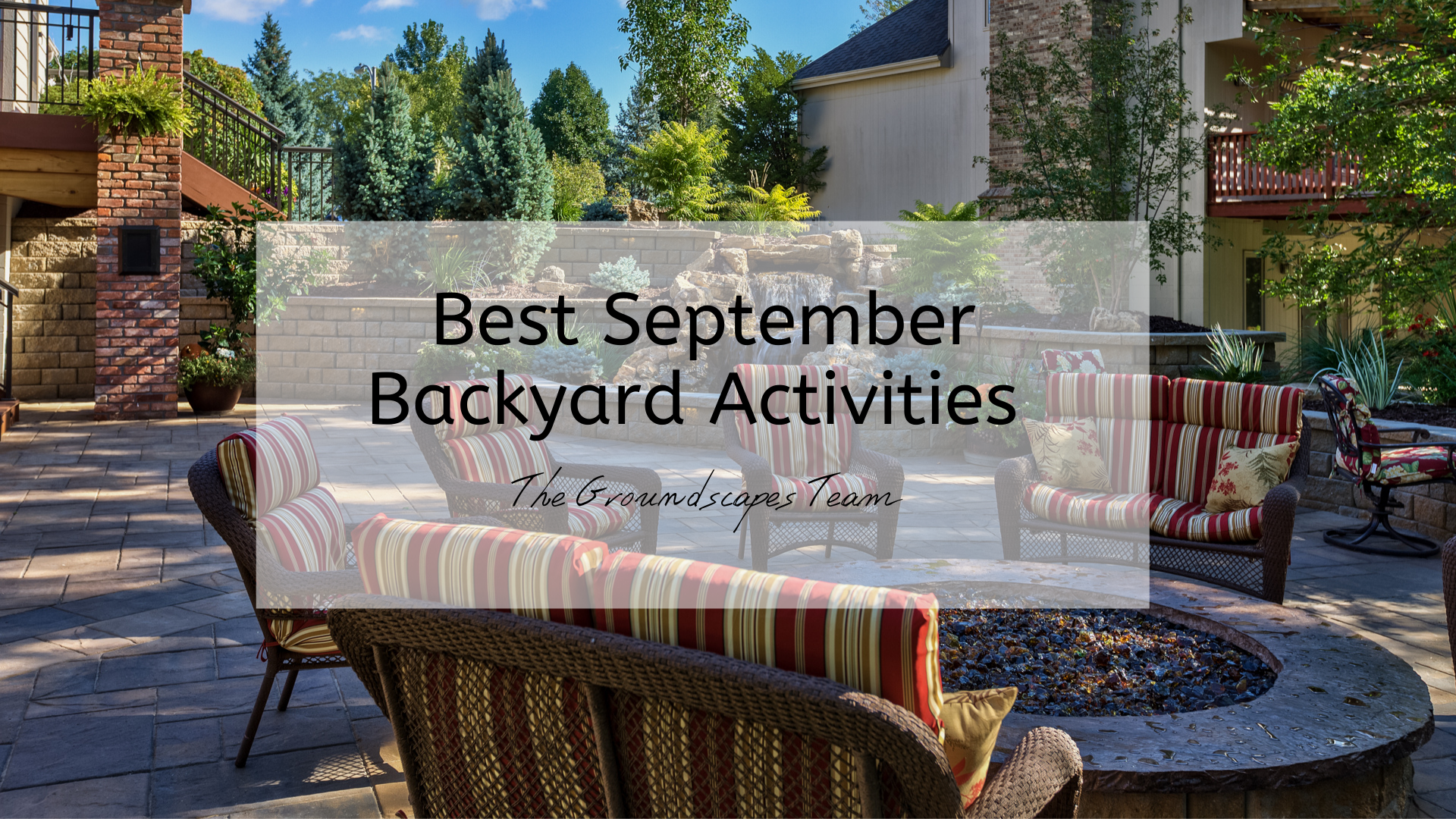 Best September Backyard Activities